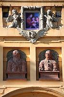 Esterhazy Chateaux ( Esterházy Kastélz ) , Eisenstadt (Kismarton), Austria