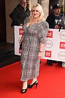 Jodie Preneger<br /> arriving for theTRIC Awards 2020 at the Grosvenor House Hotel, London.<br /> <br /> ©Ash Knotek  D3561 10/03/2020