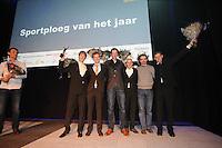 SCHAATSEN: Bob de Jong, SportGala Fryslan, BAM Schaatsteam, ©foto Martin de Jong