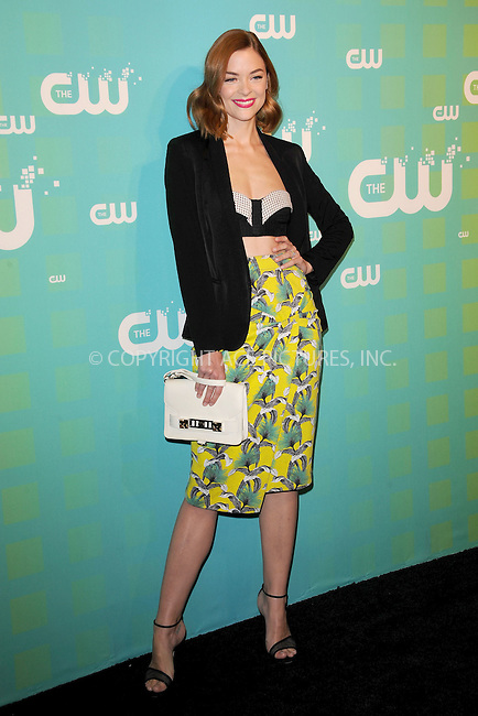 WWW.ACEPIXS.COM . . . . . .May 17, 2012...New York City....Jaime King arriving at The CW Network's New York 2012 Upfront at New York City Center on May 17, 2012 in New York City ....Please byline: KRISTIN CALLAHAN - ACEPIXS.COM.. . . .Ace Pictures, Inc: ..tel: (212) 243 8787 or (646) 769 0430..e-mail: info@acepixs.com..web: http://www.acepixs.com .