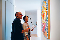 L'Art Projects Presents À la Mode: Painted Method on Aug. 23, 2014 (Photo by Tiffany Chien/Guest of a Guest)