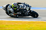 Aprilia Racing Team Gresini's rider Aleix Espargaro of Spain rides during the MotoGP Official Test at Chang International Circuit on 16 February 2018, in Buriram, Thailand. Photo by Kaikungwon Duanjumroon / Power Sport Images