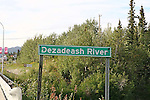 IMAGES OF THE YUKON,CANADA, The Dezadeash River