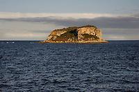 Isola di Pianosa. Pianosa Island.  L' isolotto della Scola.