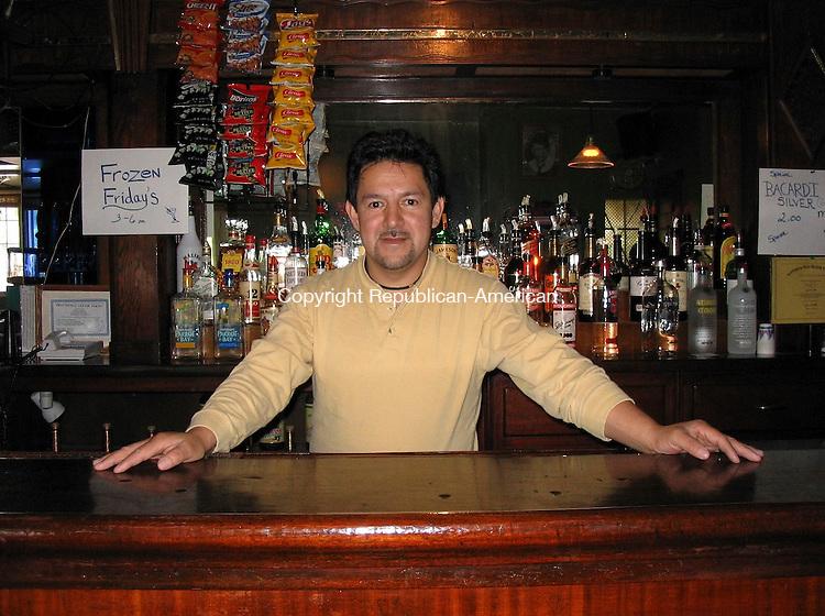 Torrington, CT- 29 MAY 2005- 052905DA04.JPG - Winchester Restaurant.  (owner) Jesus Borja<br /> For marketplace. Staff photo. Darlene Douty.