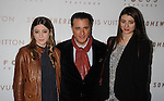 "HOLLYWOOD, CA. - December 07: Alessandra Garcia-Lorido, Actor Andy Garcia and Dominik Garcia-Lorido attend the ""Somewhere"" Los Angeles Premiere at ArcLight Cinemas on December 7, 2010 in Hollywood, California."