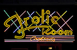 Frolic Room  neon sign, Hollywood Blvd., 2006