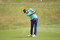 Nacho Elvira (ESP) on the 12th during Round 3 of the HNA Open De France at Le Golf National in Saint-Quentin-En-Yvelines, Paris, France on Saturday 30th June 2018.<br /> Picture:  Thos Caffrey | Golffile