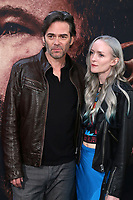 LOS ANGELES - MAR 1:  Billy Burke and Pollyanna Rose at the The Way Back Premiere at the Regal LA Live on March 1, 2020 in Los Angeles, CA