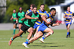 NELSON, NEW ZEALAND - APRIL 6:  E'stel Trophy Wanderers v Marist on April 6 at Trafalgar Park 2018 in Nelson, New Zealand. (Photo by: Evan Barnes Shuttersport Limited)