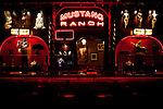 The bar at the Mustang Ranch in Sparks, Nev. November 26, 2012.
