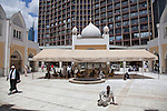 Jamia Mosque in downtown Nairobi, Kenya.