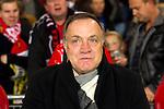 Nederland, Eindhoven, 25 oktober  2012.Europa League.Seizoen 2012-2013.PSV-AIK .Dick Advocaat, trainer-coach van PSV