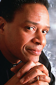 AL JARREAU<br />   (March 12, 1940 &ndash; February 12, 2017) - Paris France - circa 1988.  Photo credit: Pierre Terrasson/Dalle/IconicPix