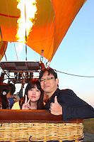 20131028 28 October Hot Air Balloon Cairns