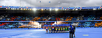 20190607 - PARIS , FRANCE : illstration picture shows the openingsceremony during the female soccer game between France – Les Bleues  and Korea Republic, the opening game and first game for both teams in group A during the FIFA Women's  World Championship in France 2019, Friday 7 th June 2019 at the Parc des Princes Stadium in Paris , France .  PHOTO SPORTPIX.BE | DAVID CATRY