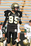 Palos Verdes, CA 10/30/09 - Evan Fitzgerald (#85) during the Peninsula-Mira Costa football game.