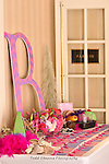 Renaissance Hotel Bat Mitzvah Decor by Daniel Florals and Events