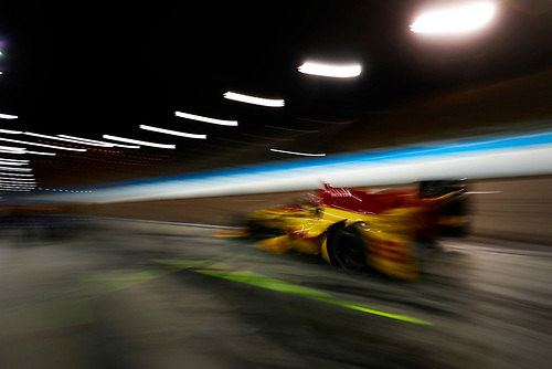 2017 IndyCar Media Day - Track Action<br /> Phoenix Raceway, Arizona, USA<br /> Saturday 11 February 2017<br /> Ryan Hunter-Reay<br /> World Copyright: Michael L. Levitt/LAT Images<br /> ref: Digital Image _AT_3707