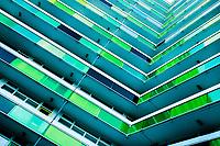 Nederland, Zeist, 26 okt 2016<br /> Woongoed woningbouwcorporatie. <br /> L Flat, gerenoveerd en verfraaid, in (voormalige) achterstandswijk<br /> <br /> Foto: (c) Michiel Wijnbergh