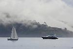 Boating near Angel Island