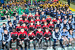 St. Pats Blennervill who hosted Delco Gaels at the GAA Football Féile 2016 Austin Stacks Park on Saturday
