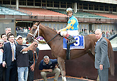The April 9 Wood Memorial (last year's winner Eskendereya is pictured below) got a purse boost to $1 million thanks to a $250,000 contribution from sponsor Genting New York, which was awarded the bid to operate a casino at the Big A.