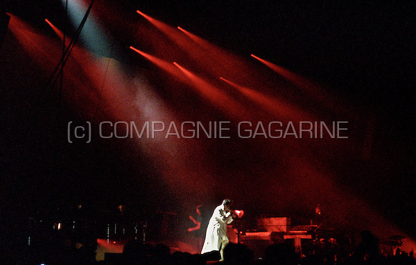 """Jean Michel Jarre's """"The Oxygene Tour"""" concert in Lille (France, 17/10/1997)"""