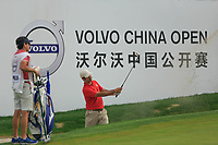 Jorge Campillo (ESP) during the final round of the Volvo China Open played at Topwin Golf and Country Club, Huairou, Beijing, China 26-29 April 2018.<br /> 29/04/2018.<br /> Picture: Golffile | Phil Inglis<br /> <br /> <br /> All photo usage must carry mandatory copyright credit (&copy; Golffile | Phil Inglis)