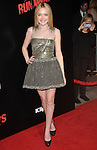 Dakota Fanning  at APPARITION'S L.A. Premiere of The Runaways held at The Arclight Cinerama Dome in Hollywood, California on March 11,2010                                                                   Copyright 2010 DVS / RockinExposures..