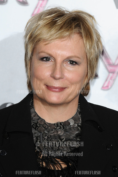 Jennifer Saunders arriving for the Women in Film and TV Awards 2011 at the Park Lane Hilton Hotel, London. 02/12/2011 Picture by: Steve Vas / Featureflash