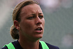 29 March 2009: Washington's Abby Wambach. Los Angeles Sol defeated the Washington Freedom 2-0 at the Home Depot Center in Carson, California in a regular season Women's Professional Soccer game. The game was the WPS Inaugural game.