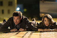 Game Night (2018) <br /> JASON BATEMAN and RACHEL McADAMS<br /> *Filmstill - Editorial Use Only*<br /> CAP/KFS<br /> Image supplied by Capital Pictures
