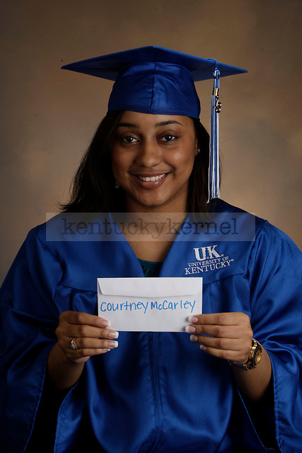 McCarley, Courtney photographed during the Feb/Mar, 2013, Grad Salute in Lexington, Ky.