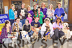 Puppy Power - Puppy owners pictured enjoying the regular 'Puppy Party' held at Atlantic Pet Care, Pier 17, Tralee on Saturday afternoon where they received a free check-up and advice on caring for their puppies. Front l/r Nicola Sobkowsky with Ashba, Eric Hannafin with Bison, Gabriella Amborska with Morris, Ralph Miskowiec with Marley, Vivian Paulus with Max, and Vet Felisa Saverias with Max, standing l/r Evelyn Dore with Anny McPhee, Brendan & Grace O'Sullivan with Scruffy, Lynn Hobs, Deidre Trant, Lucy Daly with Mr Pickle, Renee O'Hagan, Karen Lawlor with Jess and Groomer Linda O'Mahony...