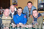 POKER: Playing their hands close to their chest at the Poker Classic for a trip to Las Vegas at Austin Stacks, GAA Club, Connolly Park, Tralee on Saturday night 30th December 2006. L-R: Frank Lean, Thomas Donnolly, Pat Moriarty, Denis O'Connor and Joe Flaherty..