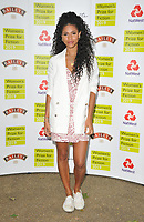 Vick Hope (Victoria Nwosu-Hope) at the Women's Prize for Fiction Awards 2019, Bedford Square Gardens, Bedford Square, London, England, UK, on Wednesday 05th June 2019.<br /> CAP/CAN<br /> ©CAN/Capital Pictures