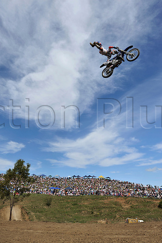 12.09.2010 Red Bull Xray returns to the Razorback Ranch in New South Wales, Australia. Robbie Marshall from Australia in action