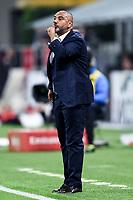 Fabio Liverani coach of Lecce <br /> Milano 20/10/2019 Stadio Giuseppe Meazza <br /> Football Serie A 2019/2020 <br /> AC Milan - Lecce <br /> Photo Image Sport / Insidefoto