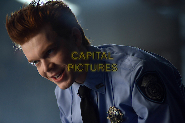 Gotham (2014 - ) <br /> (Season 2, Episode 2, &quot;Knock, Knock&quot;)<br /> Cameron Monaghan <br /> *Filmstill - Editorial Use Only*<br /> CAP/KFS<br /> Image supplied by Capital Pictures