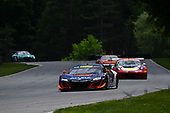 Pirelli World Challenge<br /> Grand Prix of Lime Rock Park<br /> Lime Rock Park, Lakeville, CT USA<br /> Saturday 27 May 2017<br /> Peter Kox / Mark Wilkins<br /> World Copyright: Richard Dole/LAT Images<br /> ref: Digital Image RD_LMP_PWC_17119