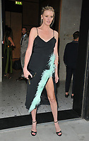 Lara Stone at the Nobu Hotel Shoreditch official launch party, Nobu Hotel Shoreditch, Willow Street, London, England, UK, on Tuesday 15 May 2018.<br /> CAP/CAN<br /> &copy;CAN/Capital Pictures