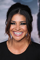 "HOLLYWOOD, LOS ANGELES, CA, USA - MARCH 13: Jessica Szohr at the World Premiere Of Marvel's ""Captain America: The Winter Soldier"" held at the El Capitan Theatre on March 13, 2014 in Hollywood, Los Angeles, California, United States. (Photo by Xavier Collin/Celebrity Monitor)"