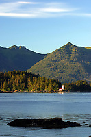 Rockwell lighthouse, Sitka Sound, Inside passage, Sitka, Alaska