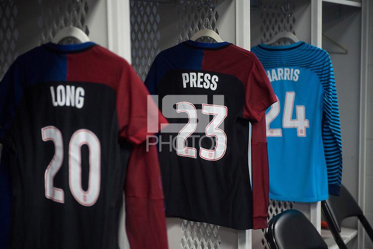 online store a0937 131cf Nike jerseys, Christen Press, Allie Long | International ...