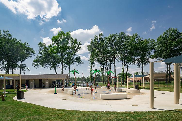 John Bishop Park SprayPark | MSA Architects