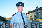 Garda Jerry Quinlan has retired following 30 years service to the community and Kerry in Tralee and Castelgregory.