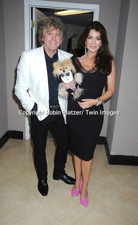 Ken Todd, Lisa Vanderpump and Giggy attend the Loehmann's Fashion Show for Fashion's Night Out on September 6, 2012 in New York City.