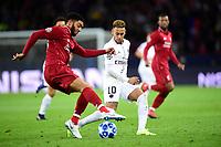 NEYMAR JR (PSG)vs Joe Gomez (Liverpool) <br /> Parigi 28-11-2018 <br /> Paris Saint Germain - Liverpool Champions League 2018/2019<br /> Foto JB Autissier / Panoramic / Insidefoto <br /> ITALY ONLY