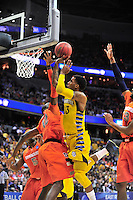 Syracuse defeated Marquette 55-39 during the NCAA East Regional Final at the Verizon Center in Washington, D.C. on Saturday, March 30, 2013. Alan P. Santos/DC Sports Box